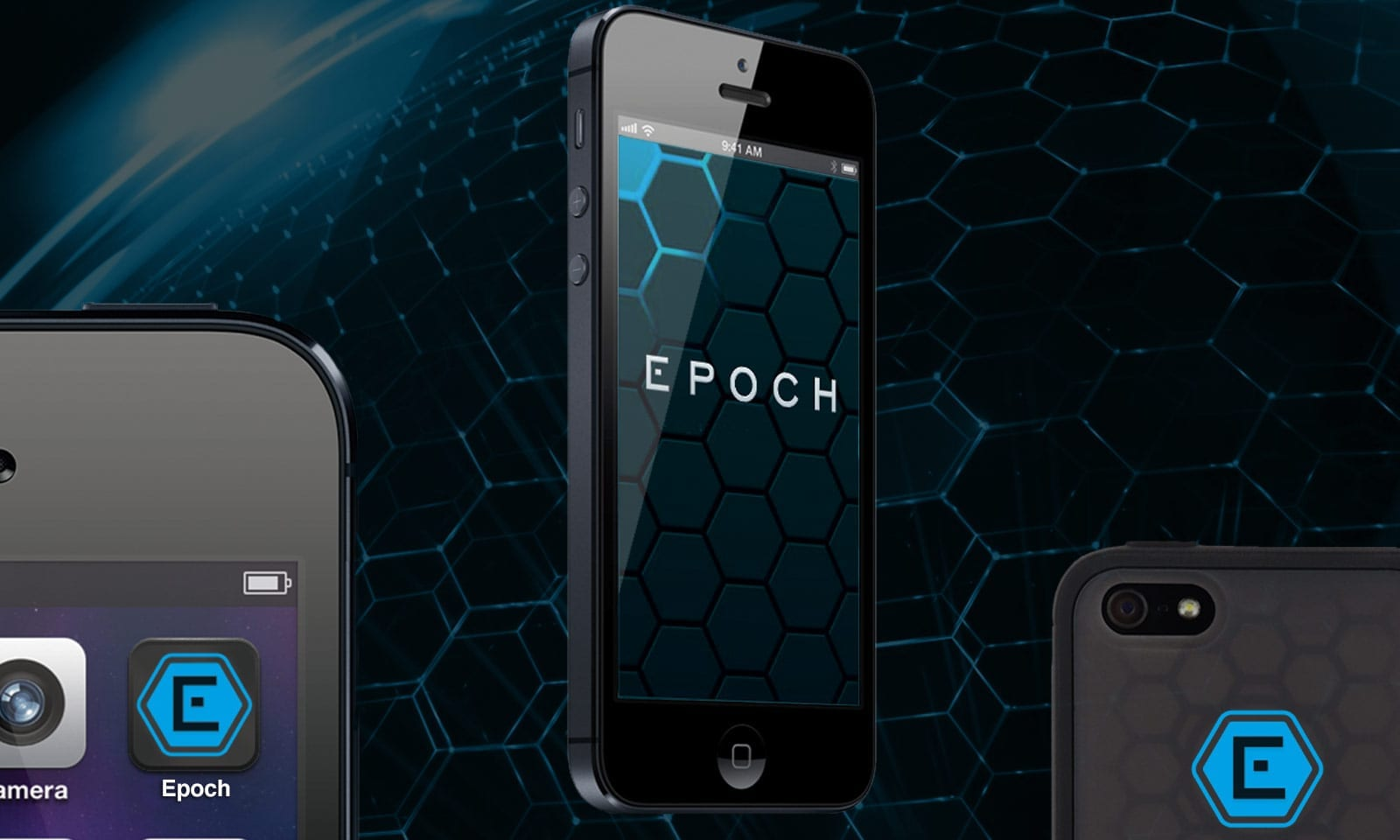 Epoch interactive trading app for EPOCH the socially responsible trading network.