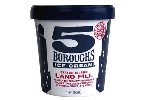 Packaging design icecream
