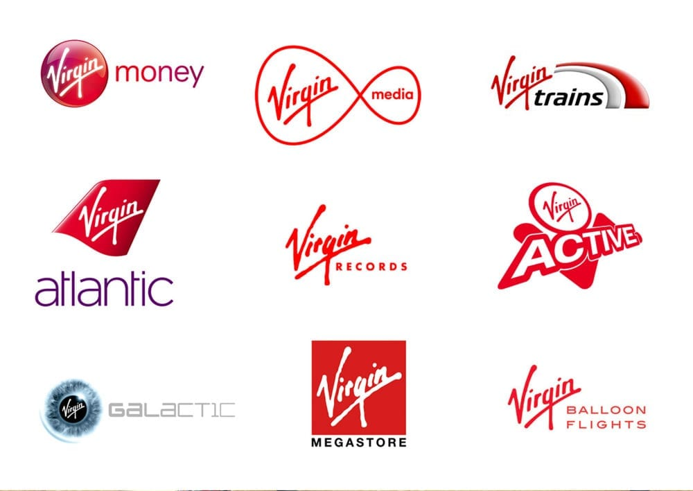 Virgin's Branded House Architecture