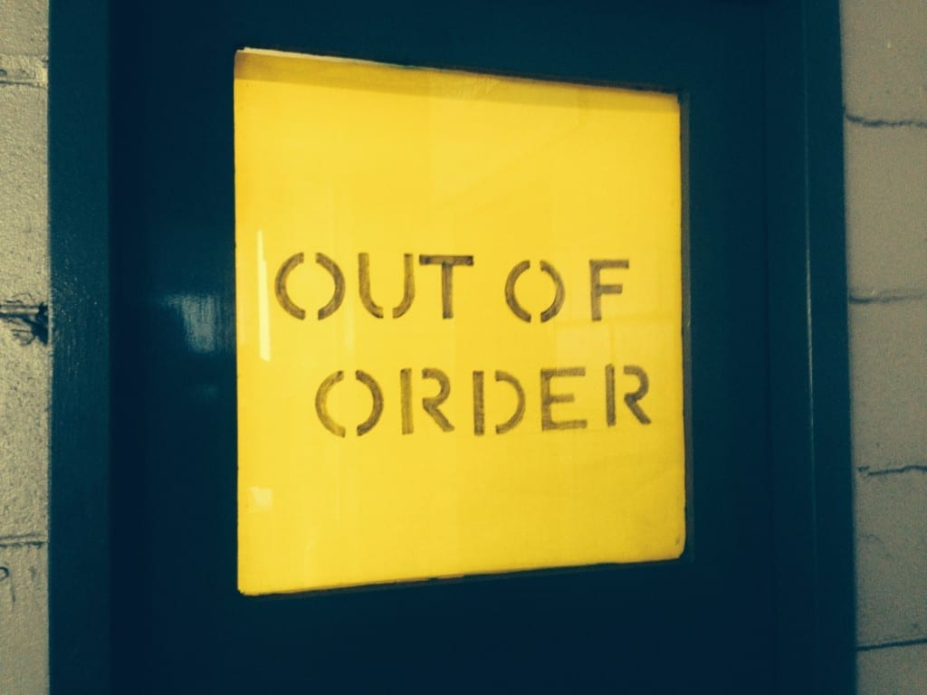 Brands that are out of order