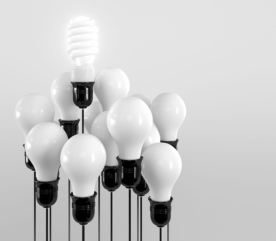 Lightbulb moments in branding