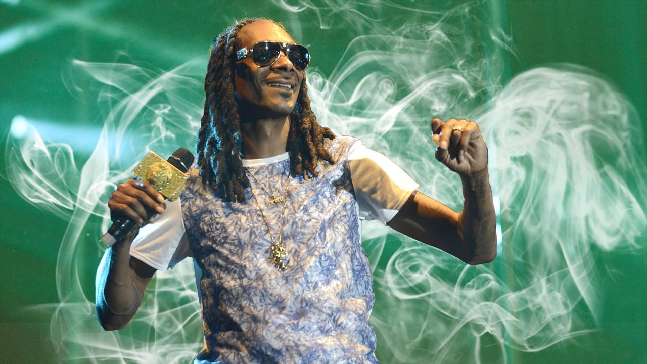S to the N to the double O-P. SNOOP DOG! New brand rep for Israeli Startup.